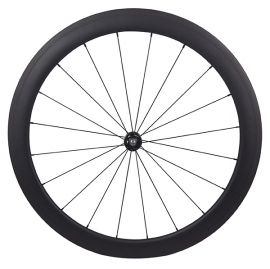 deep section carbon wheels