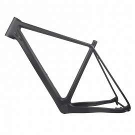 Carbon road frame